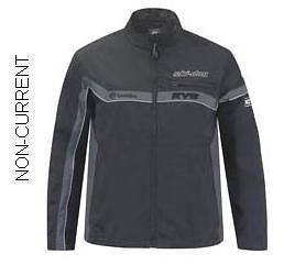 SKI DOO MENS CREW JACKET NEW BLACK 440520