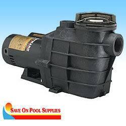 Hayward 2 HP SUPER II SP3015X20AZ Inground Swimming Pool Pump 115/230V