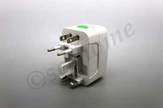 Universal International Travel Wall Charger Adapter Plug Converter
