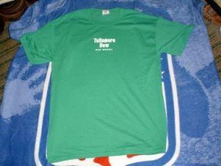 Tullamore Dew Irish Whiskey t shirt medium