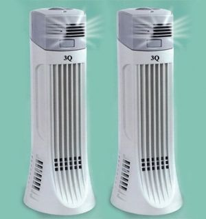 TWO NEW IONIC AIR PURIFIER PRO FRESH IONIZER CLEANER,01