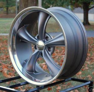 JD Wheels Boss Motorsports style 338 wheels rims, 18x8 front + 20x10