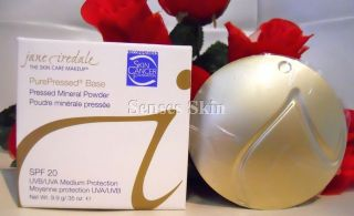 Jane Iredale Pressed Minerals Powder Refillable Compact