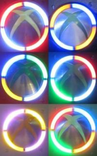Ring of light mod kit ROL Xbox 360 controller 5 LEDS FREE EXTRA L.E.D