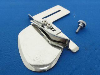 BROTHER, JUKI,UNIVERSAL Industrial Sewing Machine Braid Or Tape Binder