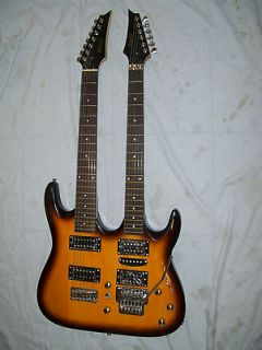 double neck guitar in Guitar