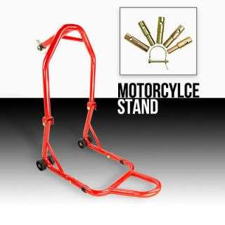 Motorcycle Stand Triple Tree Front Center Lift Headlift Under Fairing