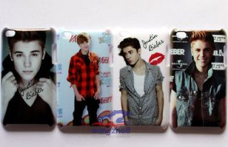 justin bieber ipod touch case in Cases, Covers & Skins