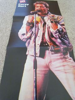 Corey Hart teen magazine poster clipping Teen Beat Tiger Beat Bop