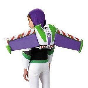 Light Year Jet Pack for Toy Story Costume Kids Size Inflatible Wings