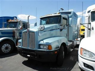 T600 CAT C15 475HP 13 SPEED TRANSMISSION THERMO KING TRI PAC APU