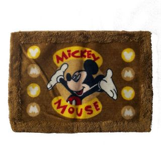 Mickey Mouse Bathroom Kitchen Home Rug Mat Carpet
