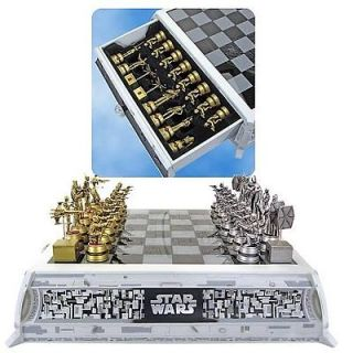 star wars chess set in Toys & Hobbies