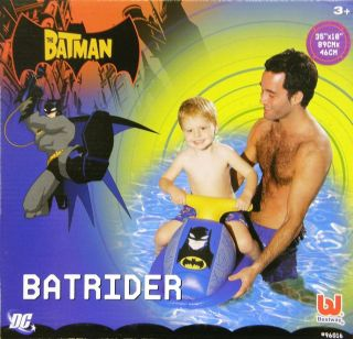 DC Batman Inflatable Batrider Jet Ski BNIB