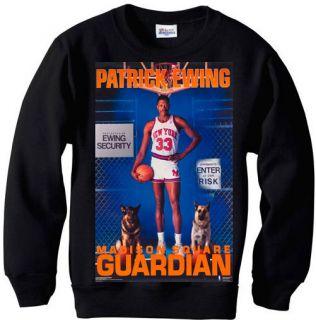 retro Jord spike lee SWEATSHIRT sweater 90s NY KNICKS Carmello LIN