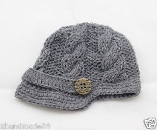 newsboy hat baby in Baby & Toddler Clothing