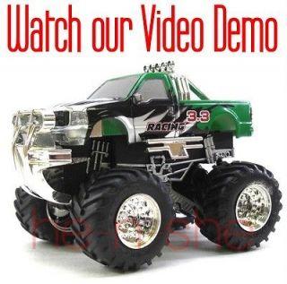 43 Mini RC Radio Remote Control Pickup Monster Truck 9101 5 2008B5