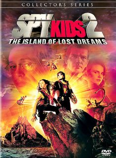 Spy Kids 2 Island of Lost Dreams DVD, 2003