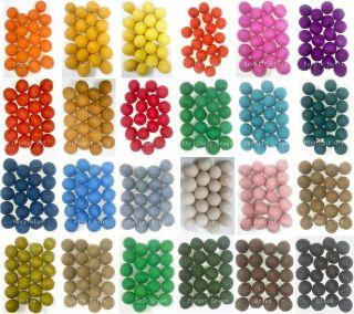 felt balls in Multi Purpose Craft Supplies