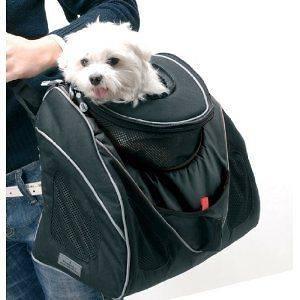 Messenger Black Label Cat Dog Pet Carrier Large Airline Approved