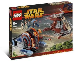 Mint In Sealed Box Retired Lego Star Wars 7258 Wookiee Attack Episode3