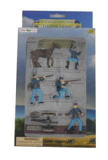 Educational/Historical Civil War Era Union Army Figures Collectibles