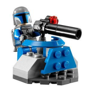 2x Lot Minifigures LEGO Star Wars Mandalorian Army Clones Blaster