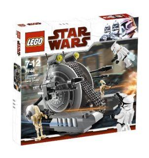 Lego 7748 Star Wars The Clone Wars Corporate Alliance Tank Droid MISB