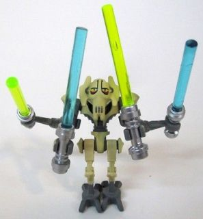 LEGO Star Wars The Clone Wars 8095 GENERAL GRIEVOUS MINI FIGURE