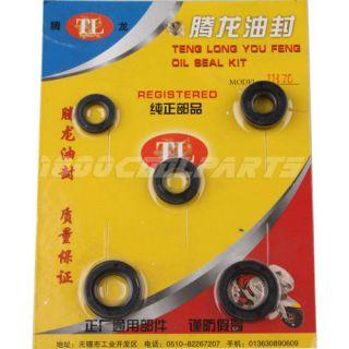 Go Kart Dirt Pit Bike ATV Engine Oil Seal 70cc 90cc 125cc 110cc Parts