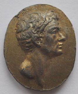 1920s Unknown Token Jetton or Wax Seal ANCIENT ROME #37