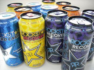 ROCKSTAR Energy Drink CAFFEINE *U Choose Flavor*SOME SUGAR FREE*GREAT