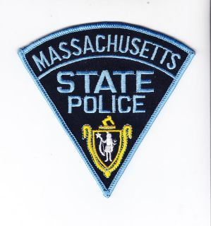 massachusetts state police in Collectibles