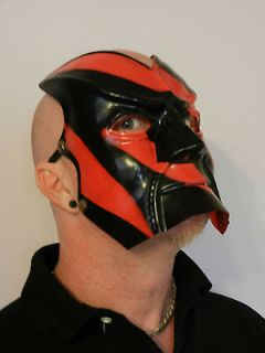 KANE Mask WWE Wrestling Mask Free Priority Shipping