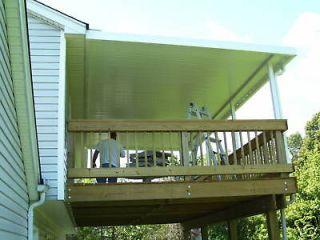 aluminum patio cover in Patio & Garden Furniture