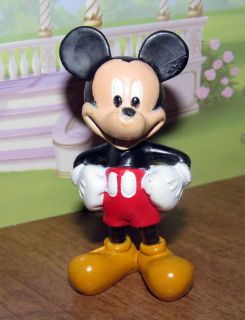 Mickey Mouse Disney Figurine Action Figure Birthday Cake Topper