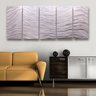Modern Metal Abstract Wall Art Painting Sculpture Decor Jon Allen