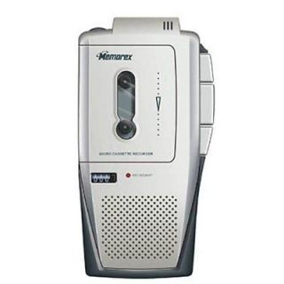 MB2190 Handheld Personal Micro Cassette Recorder/Player with Speaker