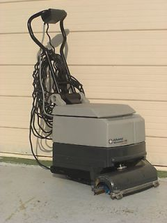Micromatic 14E Commercial Walk Behind Automatic Scrubber cleaner