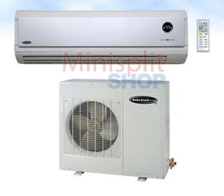 Ductless Mini Split 22000 16 SEER A/C Cooling Heat Pump + Inverter