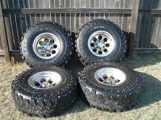 Mickey Thompson Classic II with Super Swamper TSL Radials