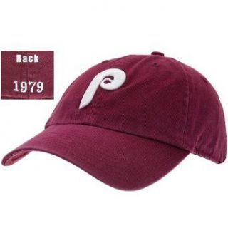 MLB Philadelphia Phillies   1979 Cooperstown Franchise Fitted Cap