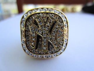 York Yankees World Series Championship Ring MLB ring 11 Jeter Gift