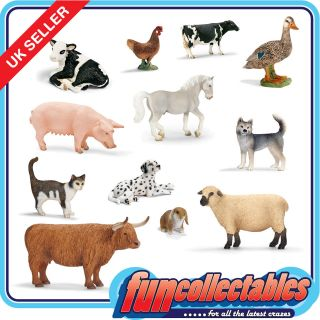 Schleich Farm Life V2   Choose Your Item