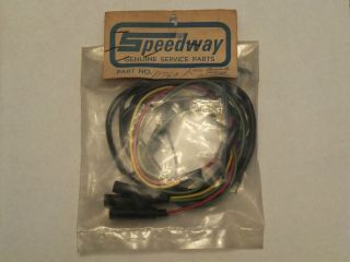 NOS Speedway Wiring Harness minibike mini bike snowmobile sled