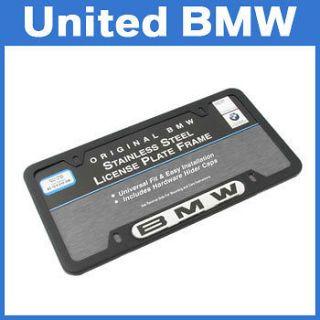 bmw license plate black in Decals, Emblems, & Detailing
