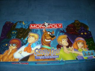 scooby doo board game in Games