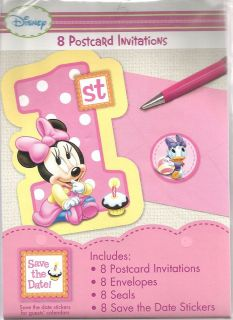 minnie mouse birthday in Home & Garden