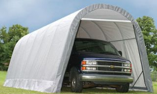 Round Style Portable Garage /Carport/Shed/Boat/Rv/Auto/New
