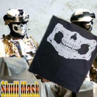 Skull Multi Bandana Bike Motorcycle Helmet FACE MASK Paintball Mask CS